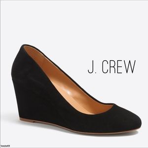 Sylvia Wedges by J. Crew